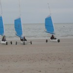 CHAR A VOILE